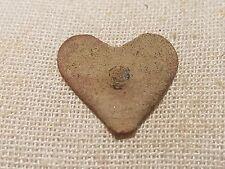 BEL post di rame/bronzo cuore Medievale Inglese Mount trova L10o