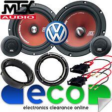 """VW Golf MK4 1998 - 2004 MTX 6.5"""" 480 Watts Front Door Component Kit Car Speakers"""