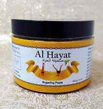 Sugar Wax Sugaring Paste Body Wax Hair Remover Use Cold Hot AL Hayat 12 oz