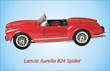 Lancia Aurelia B24 Spider Classic car Fridge Magnet