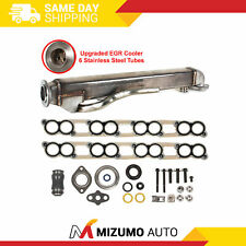 Ford 6.0 Upgraded EGR Cooler Kit w/ Gaskets Fit 04 - 10 FORD E-Series F-Series