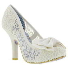 High Heel (3-4.5 in.) Women's Irregular Choice Party Shoes