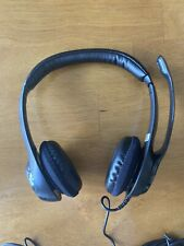 Logitech USB Headset with Microphone