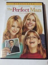 The Perfect Man (DVD, 2005, Widescreen) Hilroy Duff Chris Noth