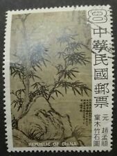 TAIWAN-TAJWAN STAMPS -Ancient Chinese Paintings, 1979, used, 8$