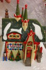 "Department 56 ""Santa's Light Shop"""