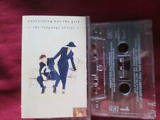 Everything But The Girl The Language Of Life Blanco Y Negro UK Cassette Album