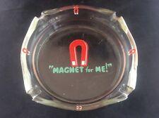 Vintage Bar Ashtray Advertising Magnet for Me John Smiths Bitter Beer Breweriana