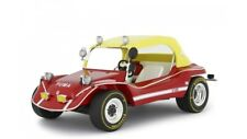 VW Volkswagen PUMA Dune Buggy mit Verdeck red rot 1972 LM128 Laudo Racing 1:18