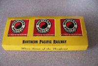 Vintage Matchbook Circa 1940 M5 Northern Pacific Railway Railroad Yellowstone 6P