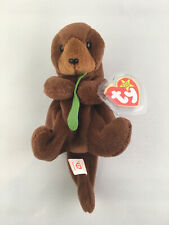 Seaweed style 4080 - Ty Beanie Baby Otter with Tag Errors / Oddities