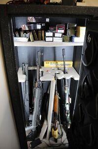 MaxMySafe Gun Safe Vault LED LIGHT Manual & Auto ON/OFF Switch Battery Powered
