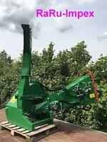 Holzhäcksler Holzschredder Zapfwellenantrieb BX62R hydraulischer Einzug