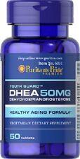 BPR044- DHEA 50mg. 50cps. Puritans
