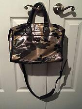 Coach Rhyder 24 Metallic Camo Handbag 33629