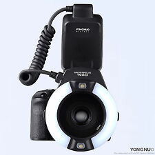 YongNuo NEW YN-14EX YN14EX TTL Macro Ring Flash with Adapter Ring for Canon
