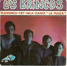 Los Brincos Flamenco + 3 France EP With Picture Sleeve