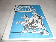 ACBA SKETCHBOOK 1975