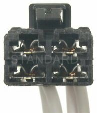 HVAC Blower Motor Resistor Connector Front/Rear Standard S-1519