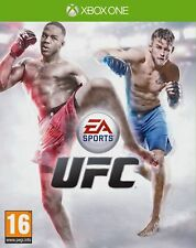 EA Sports UFC Microsoft Xbox One Game 16+ Years