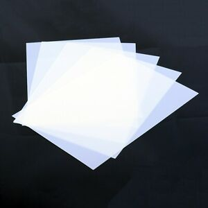 Mylar Blank Sheet Stencil A6 A5 A4 A3 PaintingArt Craft Airbrush 190 Micron