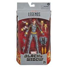 Marvel Legends Series Grey Suit Black Widow Action Figure
