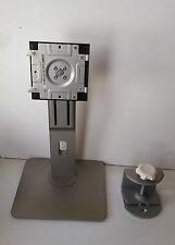 Monitor Dell de inclinación giratoria y de altura ajustable con soporte de mesa 2014HT P2314HT