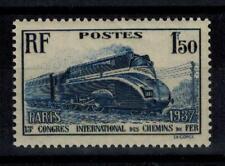 (a22) timbre France n° 340 neuf** année 1937