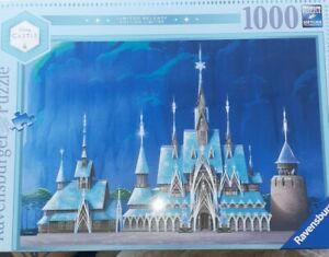 Frosen Elsa Anna Arendelle Castle Puzzle Ravensburger Disney Castle Collection