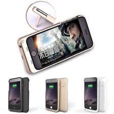 UK4800mAh Paquete de Alimentación Externo Portátil Cargador de Batería de Respaldo Estuche iPhone 6 Plus