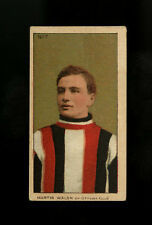 1910 1910-11 C56 IMPERIAL TOBACCO ITC HOCKEY CARD~#7~MARTIN WALSH~OTTAWA~HOF RC