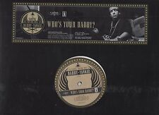 Daddy Yankee Who's Your daddy? Rare Promo 2007 Vinyl LP