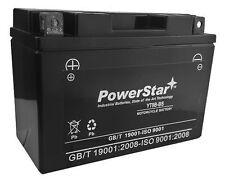 PowerStar GT9B-4 Maintenence-Free Battery YT9B-4