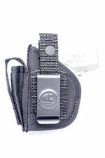 Nylon OWB Belt Holster for Ruger LCP with Crimson Trace Laser. MADE IN USA