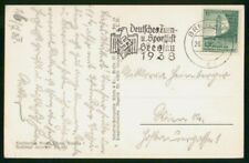 MayfairStamps Germany 1938 Breslau Sports Stadium Card wwm97187