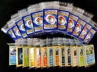 100 Pokemon Karten ● inkl. Reverse, Holo, Stern ● Sammlung ● Original ● Deutsch