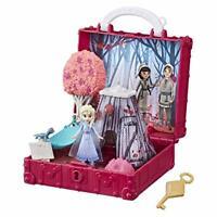 Disney Frozen Pop Adventures Enchanted Forest Set Pop-Up Playset With Handle,