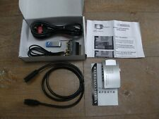 PC Laptop CCTV VGA to TV Video Converter Adapter Box Monitor TV Connection