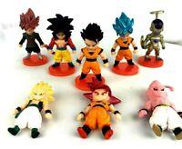 Dragon Ball Z DBZ 8pcs/lot Super Saiyan, Frieza, Goku, Buu +++ Free Shipping