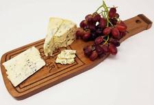 Box von 3 Clare Mackie Weinkeller Akazie Sharing Platte Käse Bretter