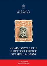 GB - 2020 Stanley Gibbons Commonwealth & British Empire Stamps Catalogue