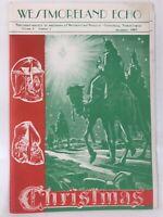 Westmoreland Echo Greensburg PA Hospital Christmas Booklet December 1957 P5