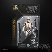 Star Wars The Black Series Archive Clone Commander Cody 6'' IN HAND
