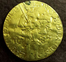Antique 1787 THE NETHERLANDS Gold 1 Ducat Dutch Holland Foreign Real Old Coin