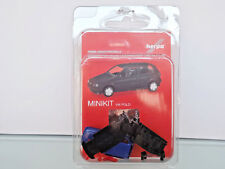 Herpa 012140-005 - Minikit 1:87 - VW Polo 2-türig, Ultramarinblau-NEUF dans neuf dans sa boîte