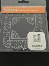 Groovi Plate Linda Williams Frill