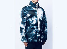 BNWT Super Rare BUSCEMI thick Down Warm Tie Dye Puffer Ski Jacket Men's XL $2489
