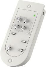 CATV Signal Amplifier Booster 4 Output ACTIVE Return Path Virgin TV Internet