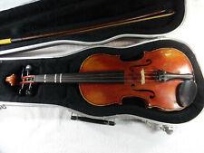 Antonius Stradivarius Type Violin by Fritz Mueller Violin7