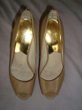 MICHAEL KORS  UK 7.5  EU 40.5  US 9.5 Light Brown Shoes RRP £89.00
